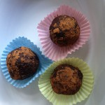 Heavenly chocolate balls - perfect in weight loss