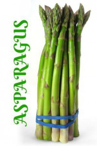 Healthy recipes - asparagus recipes