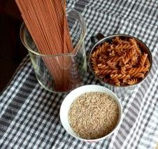 whole grains in a healthy diet