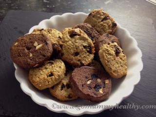 healthy low-calorie cookies