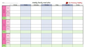 Family_meal_planner