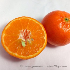 citrus fruits - healthy diet