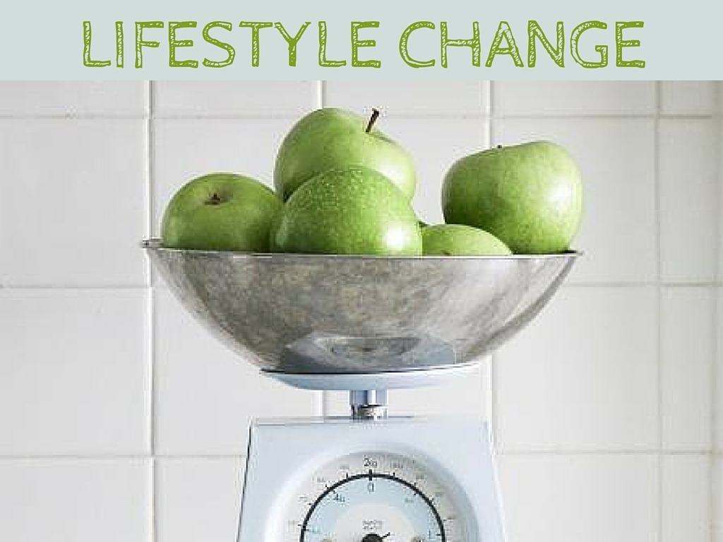 changing lifestyle