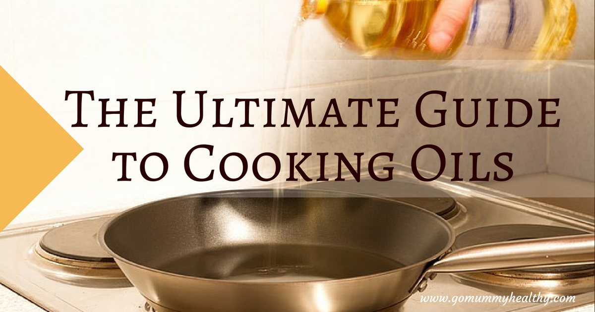 The best cooking oil