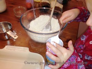 cooking with children