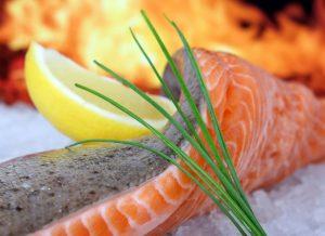 how to beat winter depression (SAD)/ salmon