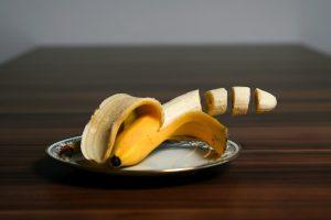 how to beat winter depression (SAD) / banana