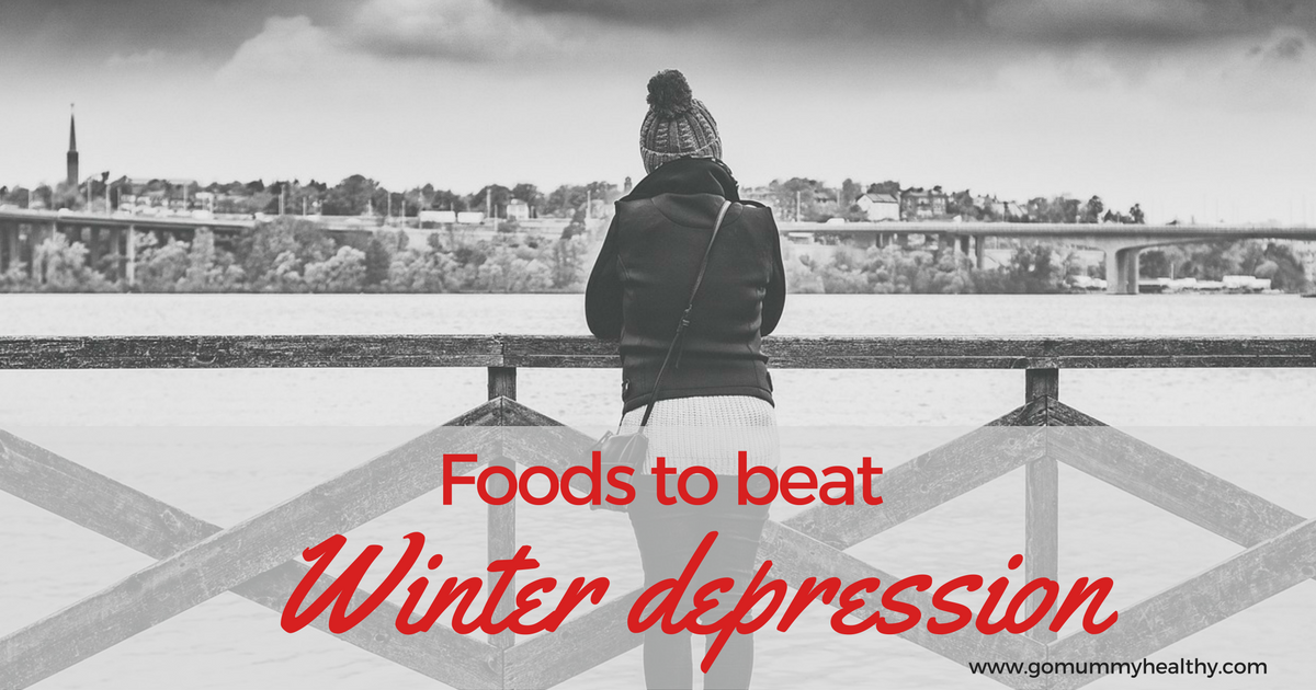 Foods to beat winter blues